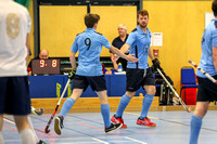 Repton M1 Indoor v Bournville Won 6-2